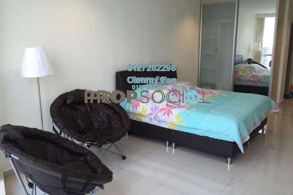For Rent SoHo/Studio at Pinnacle, Petaling Jaya Freehold Fully Furnished 1R/1B 2k