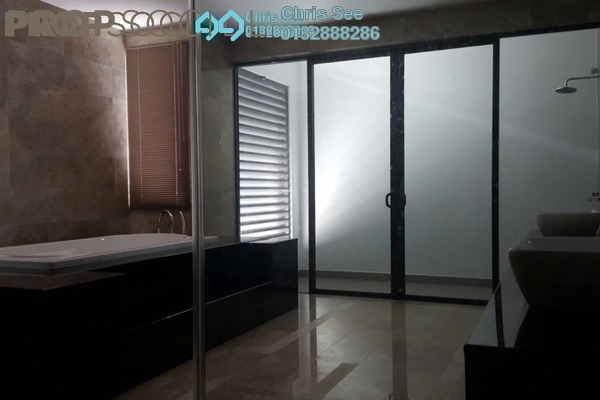 For Sale Superlink at Duta Villa, Setia Alam Freehold Semi Furnished 4R/6B 1.7m