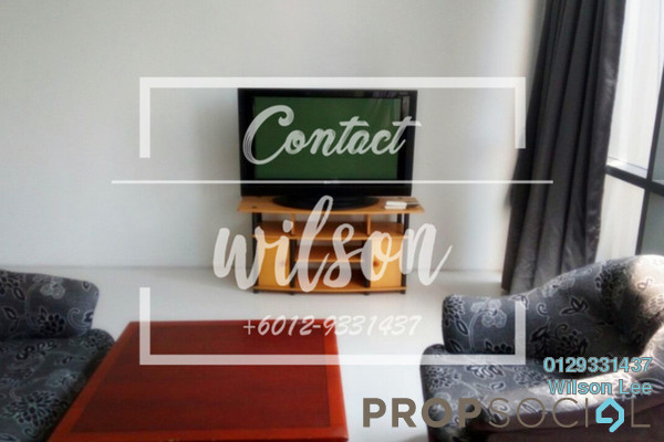 For Rent Condominium at The Capers, Sentul Freehold Fully Furnished 3R/4B 3k