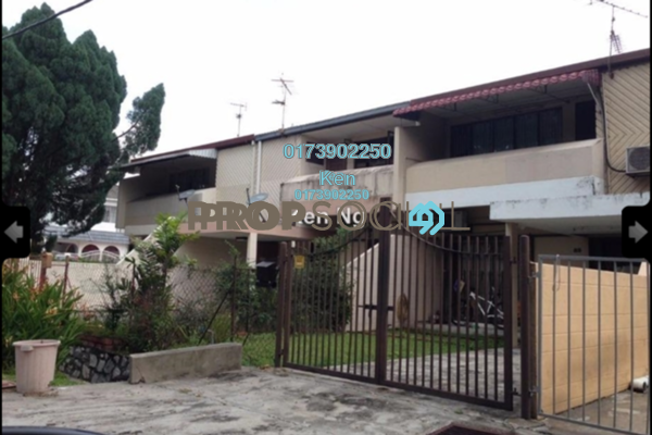 For Sale Terrace at SS21, Damansara Utama Freehold Unfurnished 4R/3B 1.03m