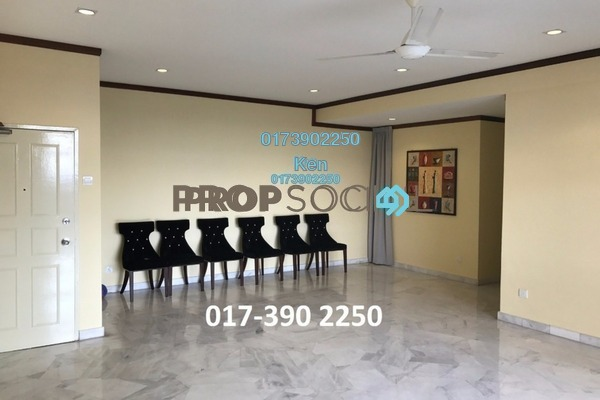 For Sale Condominium at Kiara View, TTDI Freehold Semi Furnished 3R/2B 1m