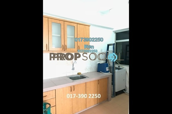 For Rent Condominium at Danau Murni, Taman Desa Freehold Semi Furnished 3R/2B 1.3k