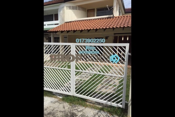For Rent Condominium at SS22, Damansara Jaya Freehold Semi Furnished 4R/3B 2k