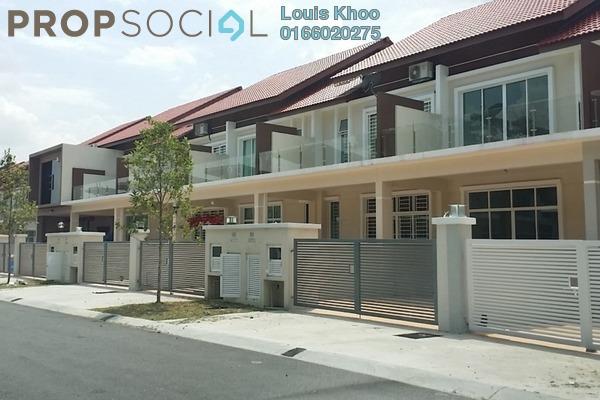 For Rent Condominium at Ampang Saujana, Ampang Freehold Unfurnished 4R/3B 1.5k