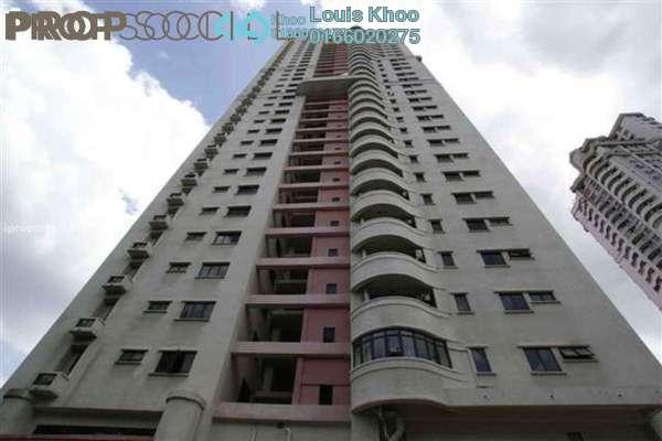 For Sale Condominium at Angkasa Impian 1, Bukit Ceylon Freehold Fully Furnished 3R/2B 620k