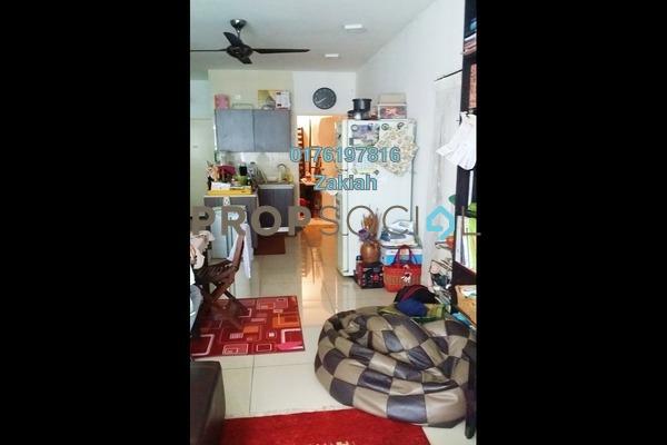 For Sale Condominium at Vista Alam, Shah Alam Leasehold Semi Furnished 2R/2B 425k