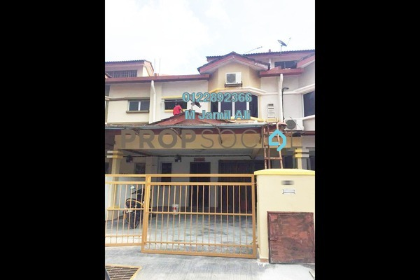 For Sale Link at Seksyen 8, Bandar Baru Bangi Leasehold Semi Furnished 4R/3B 520k