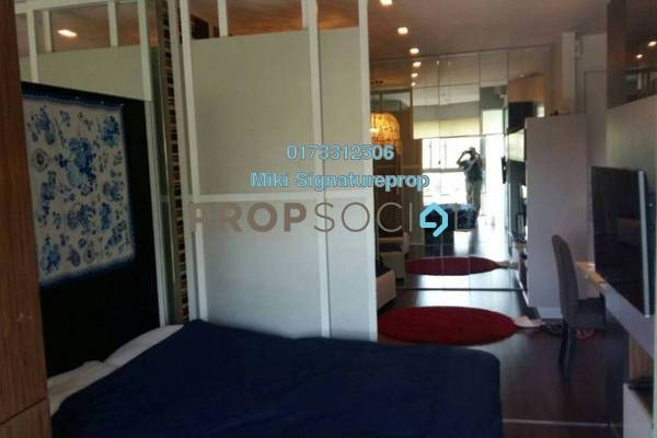 For Rent SoHo/Studio at VERVE Suites, Mont Kiara Freehold Fully Furnished 1R/1B 2.4k