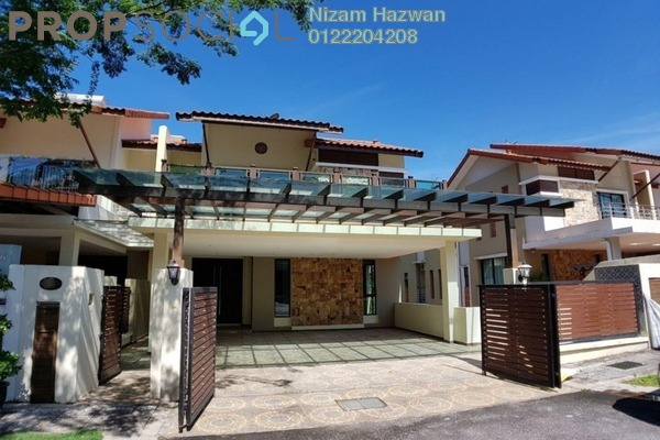 For Sale Semi-Detached at RiverView, Melawati Freehold Unfurnished 5R/6B 2.65m