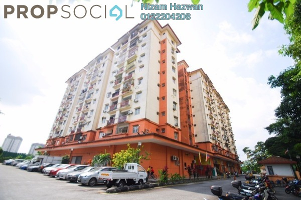 For Sale Apartment at Metro Prima, Kepong Freehold Unfurnished 3R/2B 340k