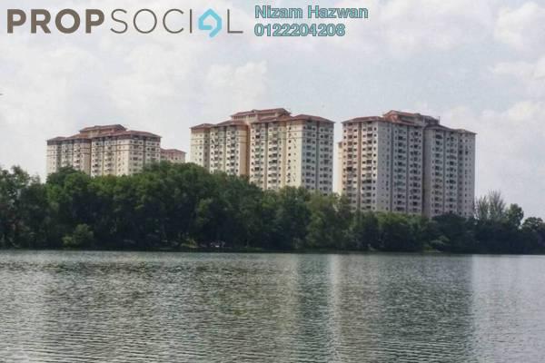 For Sale Apartment at Laguna Biru, Rawang Freehold Unfurnished 3R/2B 190k