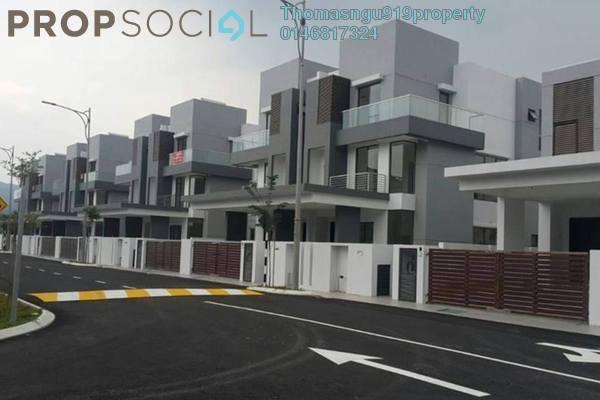 For Sale Semi-Detached at Spring Villa, Bandar Mahkota Cheras Freehold Unfurnished 8R/7B 1.29m