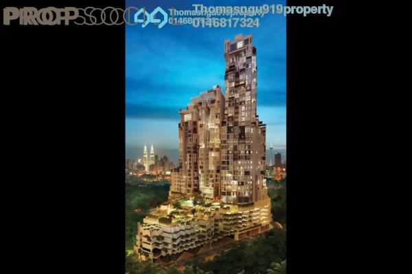 For Sale Condominium at Icon Residence (Mont Kiara), Dutamas Freehold Semi Furnished 2R/2B 1.51m