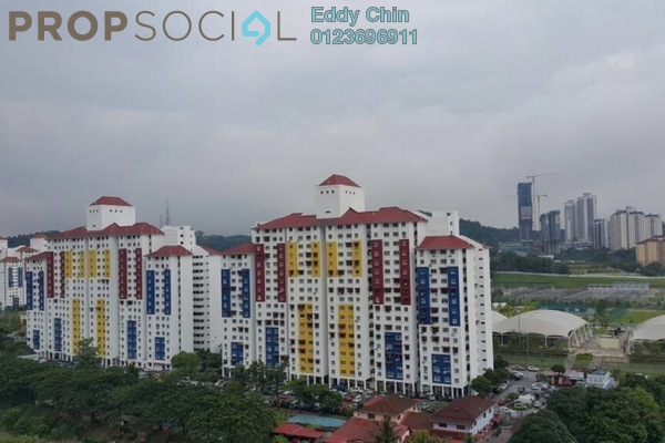 For Sale Serviced Residence at Southbank Residence, Old Klang Road Freehold Unfurnished 2R/2B 580k