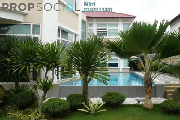For Sale Bungalow at Bukit Gita Bayu, Seri Kembangan Freehold Semi Furnished 7R/2B 7.2m
