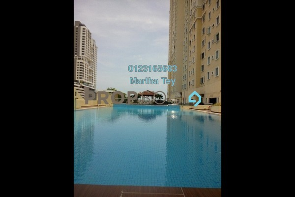 For Sale Serviced Residence at Casa Subang, UEP Subang Jaya Freehold Fully Furnished 3R/2B 320k