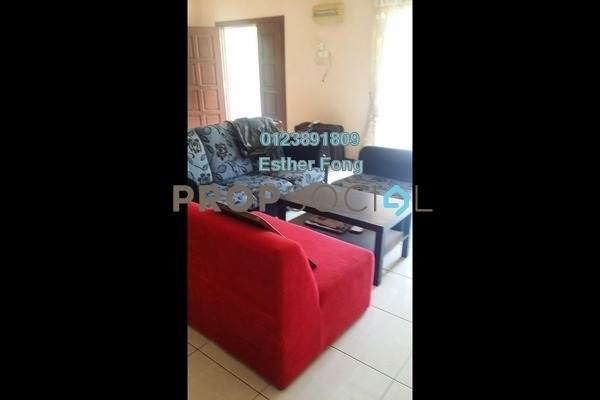 For Sale Terrace at Fortune Park, Kepong Freehold Semi Furnished 4R/3B 998k