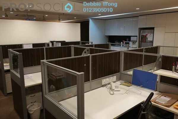 For Rent Office at Solaris Mont Kiara, Mont Kiara Freehold Fully Furnished 2R/0B 9.5k