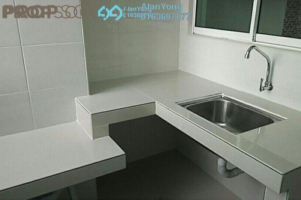 For Rent Condominium at Panorama Residences, Sentul Freehold Semi Furnished 3R/2B 1.6k