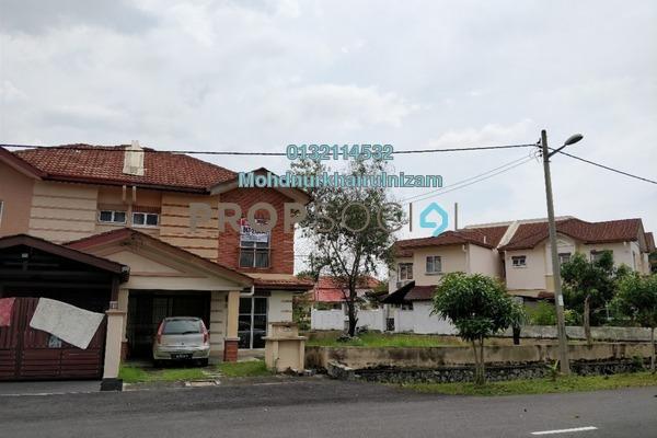 For Sale Semi-Detached at Puncak Bestari, Puncak Alam Freehold Unfurnished 4R/3B 450k