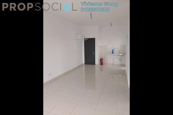 For Rent Apartment at Saville @ Kajang, Kajang Freehold Unfurnished 3R/2B 1k