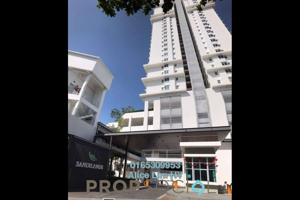 For Sale Condominium at Sandiland Foreshore, Georgetown Freehold Unfurnished 3R/2B 780k