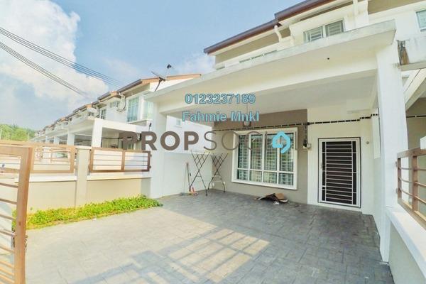 For Sale Terrace at Bandar Puncak Alam, Kuala Selangor Freehold Semi Furnished 4R/3B 430k