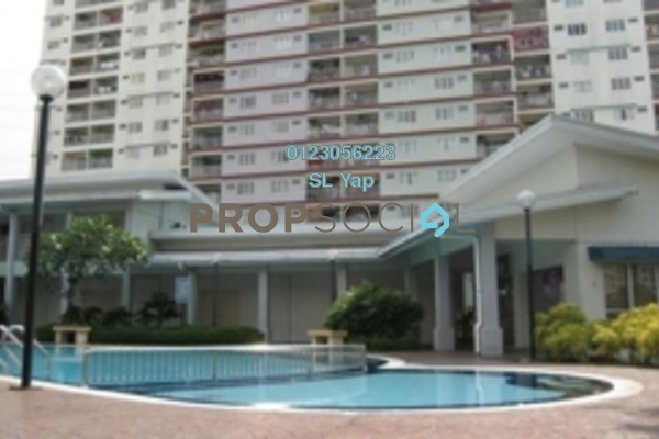 For Sale Condominium at Vista Amani, Bandar Sri Permaisuri Freehold Unfurnished 4R/2B 420k