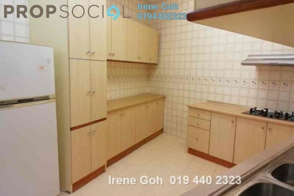 For Rent Apartment at Maica Court, Gurney Drive Freehold Fully Furnished 3R/3B 2.6k