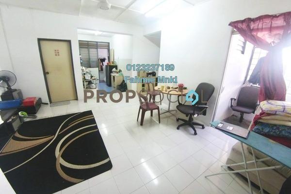 For Sale Apartment at Sri Baiduri Apartment, Ukay Freehold Unfurnished 4R/2B 260k