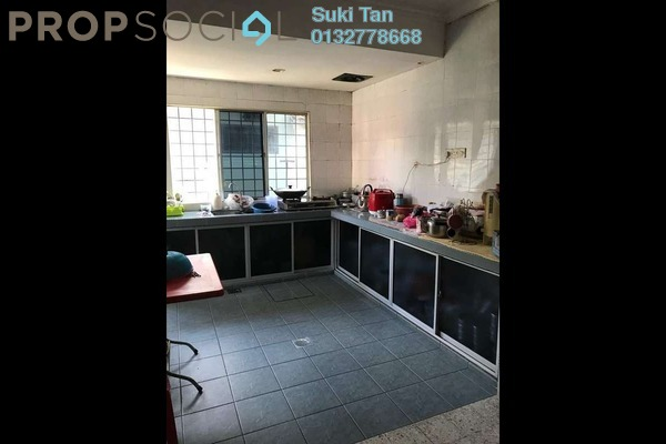 For Sale Terrace at Taman Sri Segambut, Segambut Freehold Semi Furnished 3R/2B 738k