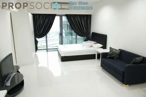 For Rent Condominium at Summer Suites, KLCC Freehold Fully Furnished 0R/1B 2.2k