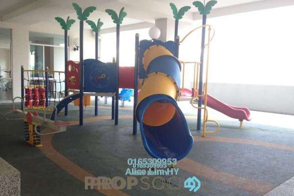 For Sale Condominium at Melody Homes, Farlim Freehold Semi Furnished 3R/2B 325k