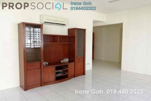 For Rent Condominium at Sri Pangkor, Pulau Tikus Freehold Semi Furnished 4R/3B 3k