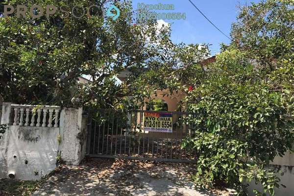 For Sale Bungalow at Taman Canning, Ipoh Leasehold Unfurnished 4R/2B 750k