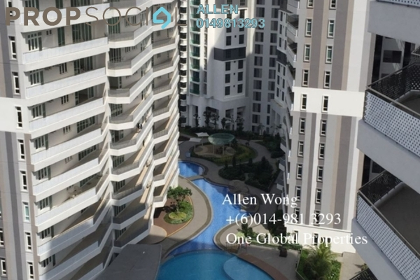 For Sale Condominium at Grandview 360º, Tebrau Leasehold Semi Furnished 3R/2B 500k