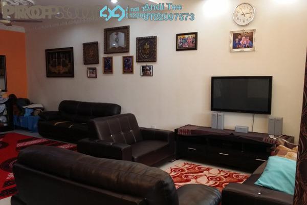 For Sale Terrace at Taman Jelok Impian, Kajang Freehold Semi Furnished 4R/3B 575k