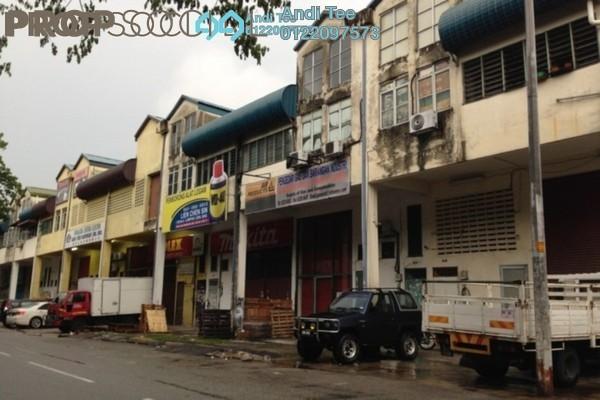 For Sale Factory at Sri Edaran Light Industrial Park, Kepong Freehold Unfurnished 0R/0B 1.85m
