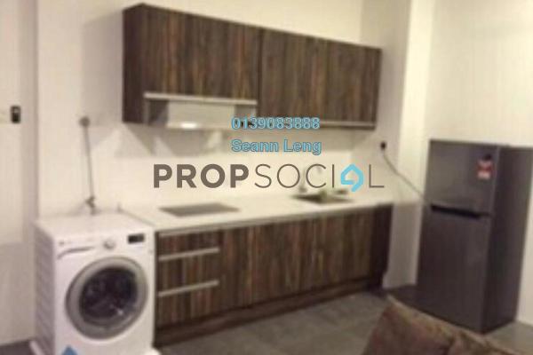 For Rent Condominium at Empire Damansara, Damansara Perdana Freehold Fully Furnished 1R/1B 1.5k