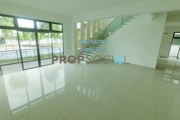 For Sale Semi-Detached at Morning Dew Tower, Gelugor Freehold Unfurnished 5R/6B 1.7m