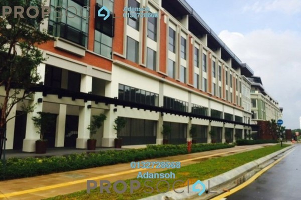 For Rent Office at Plaza Arcadia, Desa ParkCity Freehold Unfurnished 1R/1B 6.2k