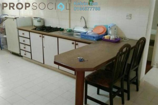 For Sale Apartment at Bayu Emas Apartment, Batu Ferringhi Freehold Semi Furnished 3R/2B 380k