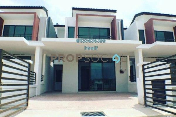 For Sale Terrace at Saujana KLIA, Sepang Leasehold Unfurnished 4R/3B 700k