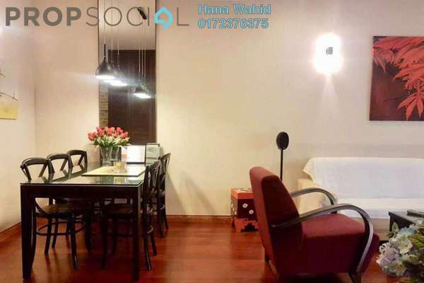 For Sale Condominium at Seri Maya, Setiawangsa Freehold Fully Furnished 3R/2B 698k
