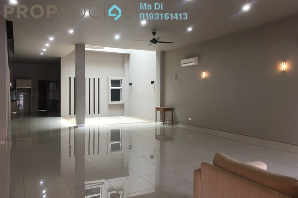 For Rent Terrace at Temasya Citra, Temasya Glenmarie Freehold Semi Furnished 5R/6B 4.3k