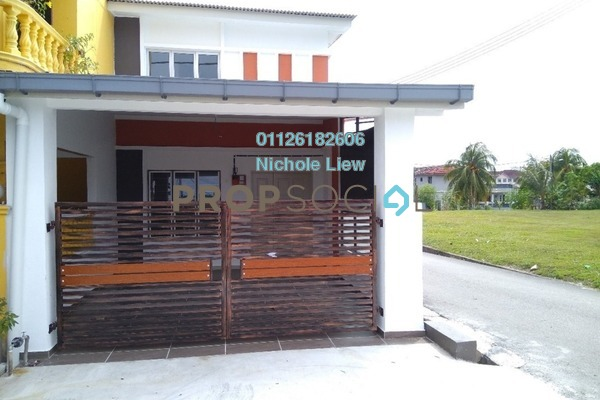 For Sale Terrace at Bandar Rinching, Semenyih Freehold Unfurnished 3R/2B 370k