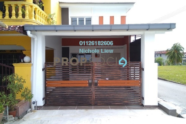 For Sale Terrace at Taman Pelangi Semenyih, Semenyih Freehold Unfurnished 3R/2B 370k