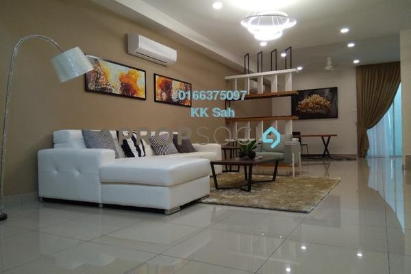 For Sale Link at Kajang East, Semenyih Freehold Unfurnished 4R/3B 738k