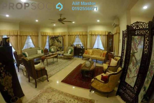For Sale Bungalow at Precinct 14, Putrajaya Freehold Unfurnished 6R/5B 3m