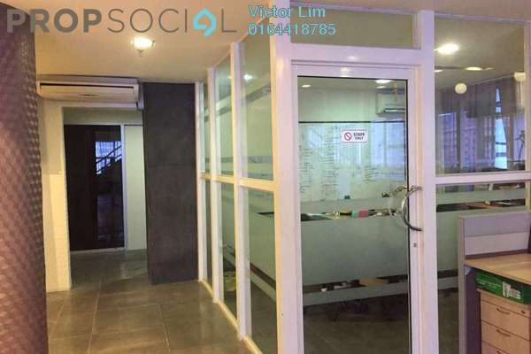 For Sale Office at SS7, Kelana Jaya Freehold Fully Furnished 0R/0B 1.19m